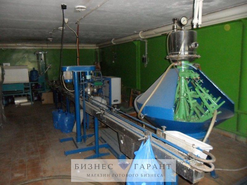 Для розлива газ-воды в Шахтинске