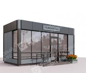 431c5e9b9bff Продажа торговых павильонов, киосков   Купить киоск в Самаре